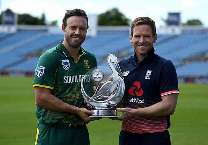 England vs South Africa 1st ODI Live Streaming - Watch Cricket Live on online & TV
