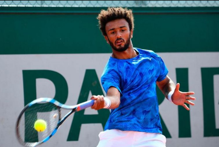 Maxime Hamou banned from French Open 2017 - He tried to Kiss Reporter on Live TV