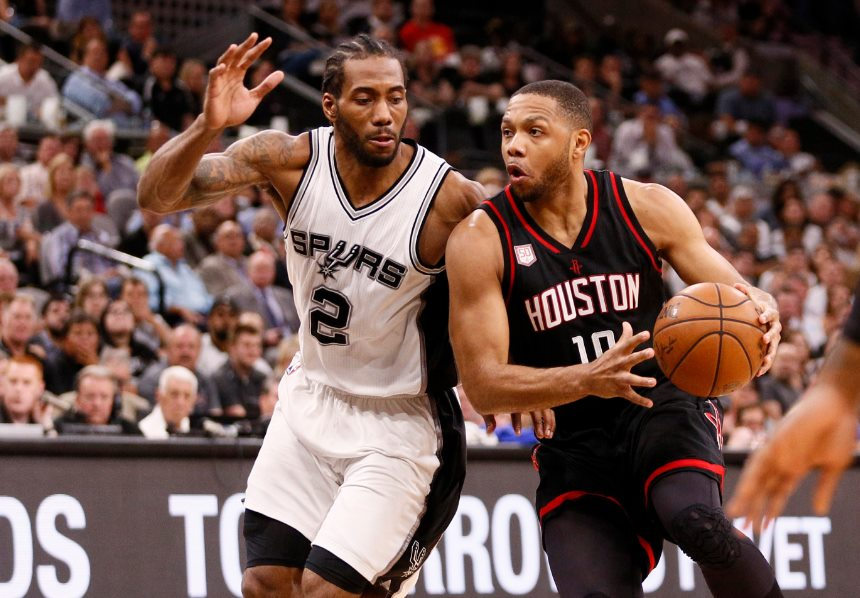 San Antonio Spurs vs Houston Rockets Game 3 Semifinals Lineups - Where to Watch online & TV