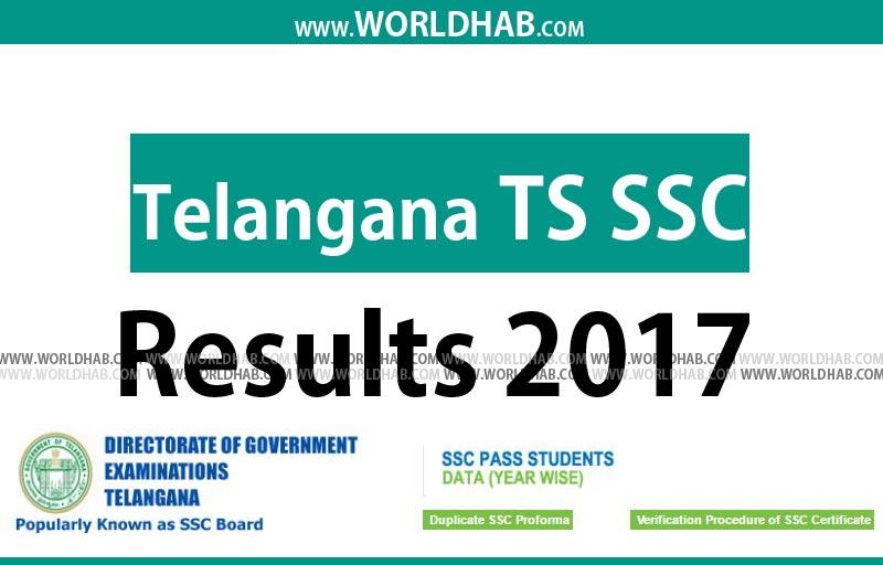Telangana TS SSC 10th Class Results 2017 available (Regular & Vocational) Today at Manabadi & Schools9