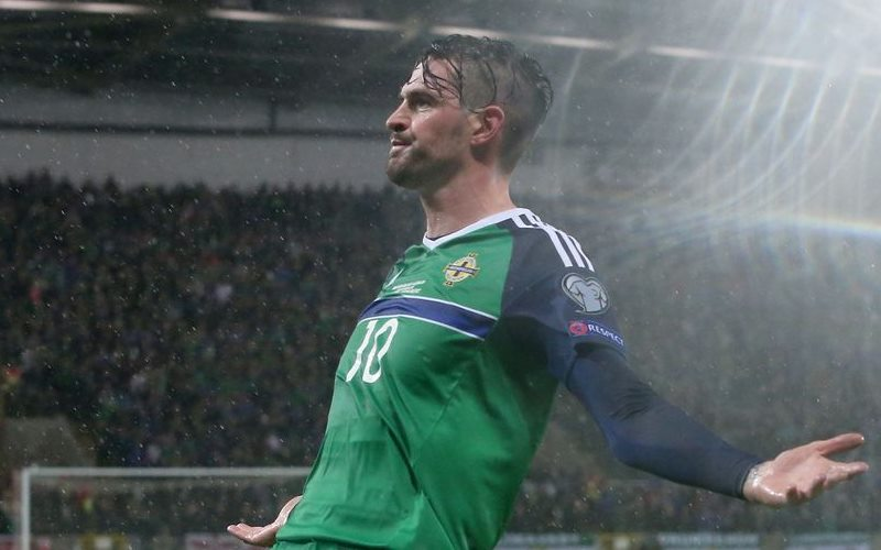 Azerbaijan vs Northern Ireland lineups, final result score, Highlights