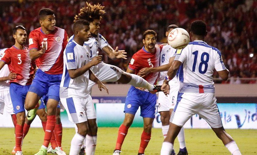 Costa Rica vs Panama 2018 Fifa World Cup Russia Qualifier