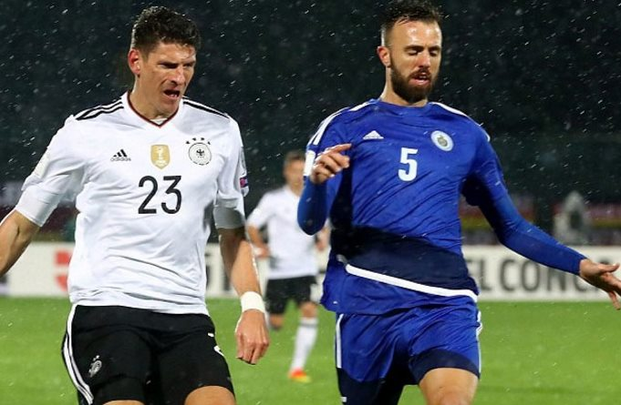 Germany vs San Marino Lineups, final score, Goal Highlights WCQ 2018