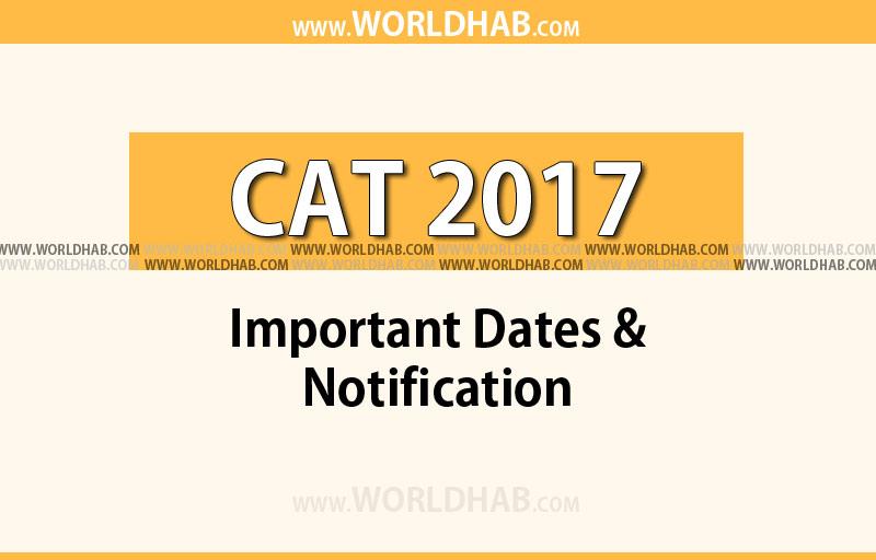 CAT 2017 on November 26