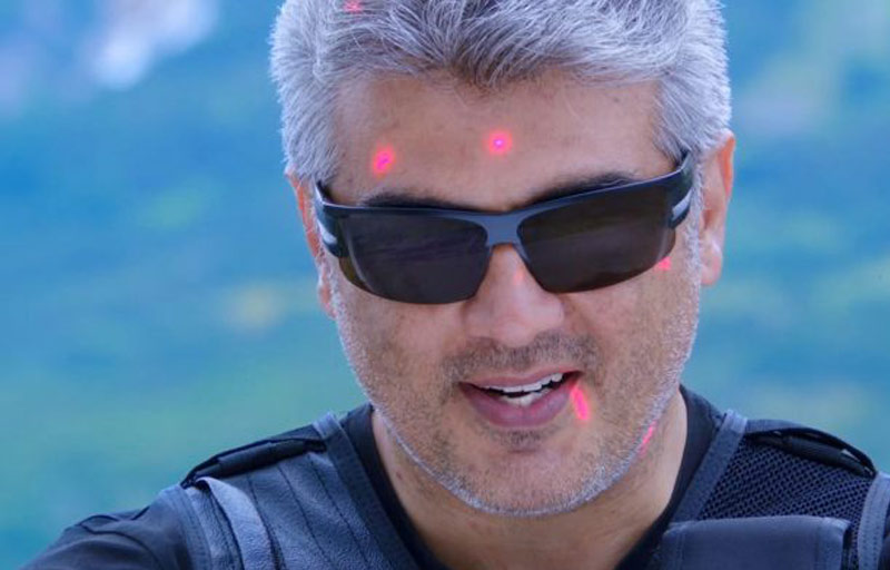 The makers planned to treat Ajith fans with third single as soon in this week. before the audio launch of Vivegam Album.