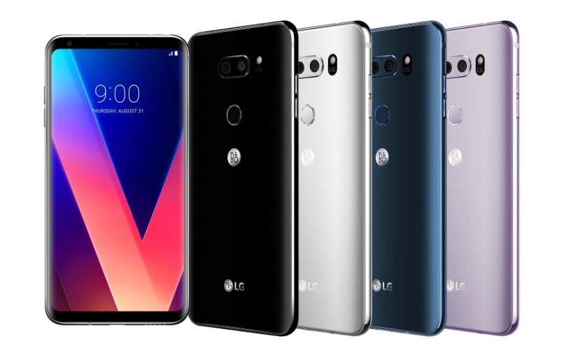 LG V30 launched at IFA 2017, check specification & feature of 6-inch OLED