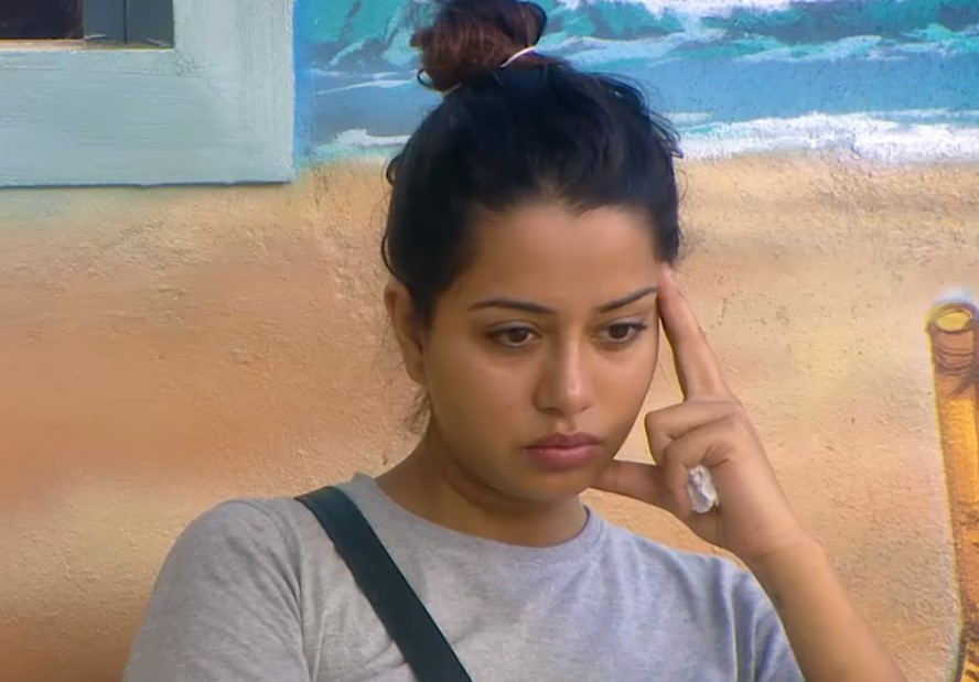 Raiza about Oviya's issue