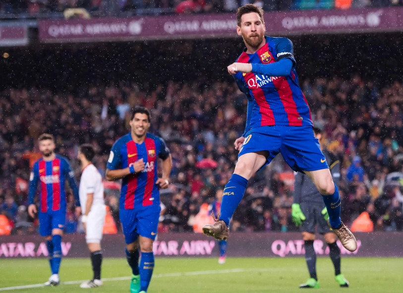 Barcelona vs Juventus Champions League 2017-18