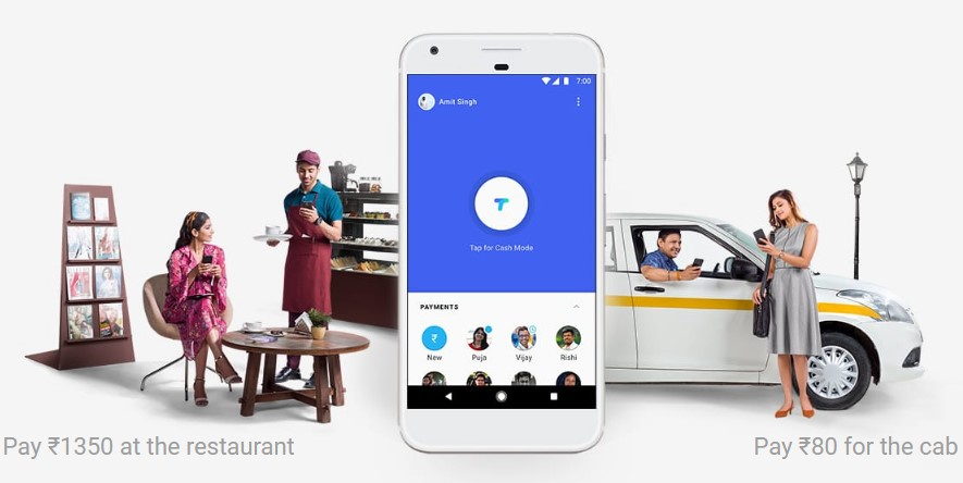 Google Tez New Payments App for India - Check the facts