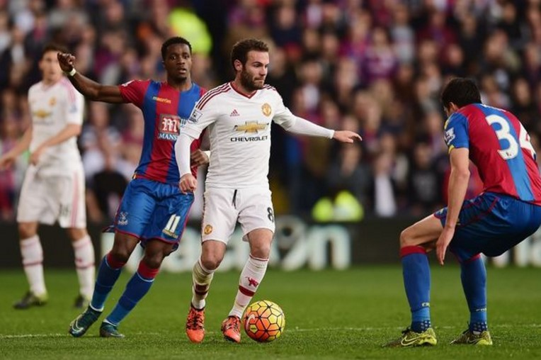Manchester United vs Crystal Palace Live Streaming Premier League 2017-18