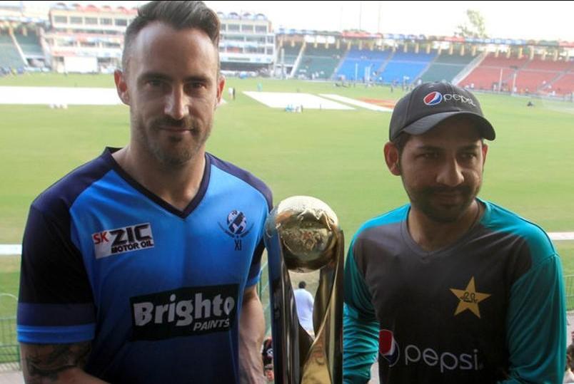 Pakistan vs World XI T20I match