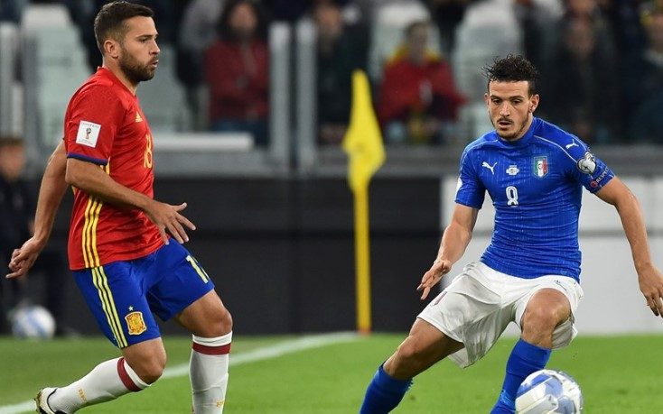 Spain vs Italy World cup qualifier Live Streaming, Playing XI, Score