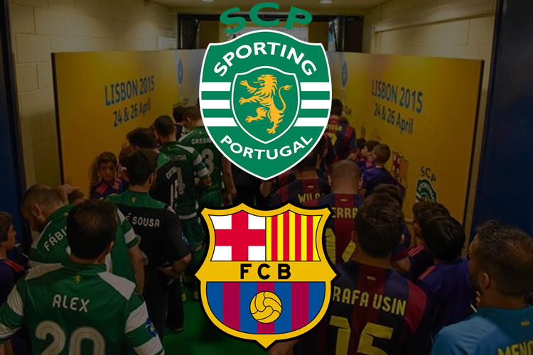 Sporting CP vs Barcelona Live Streaming UEFA Champions League 2017-18