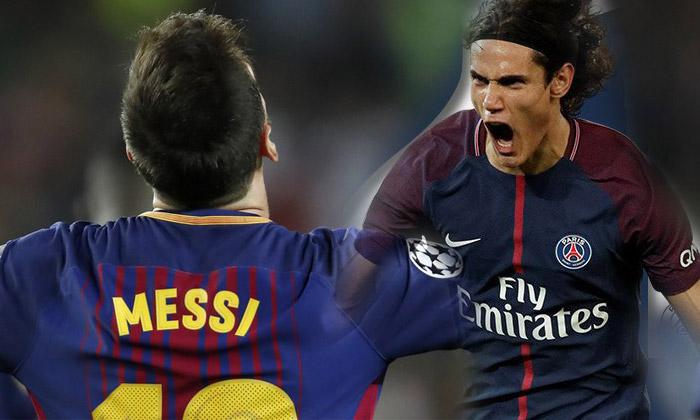 UEFA Champions League Barcelona, PSG, and Chelsea Highlights