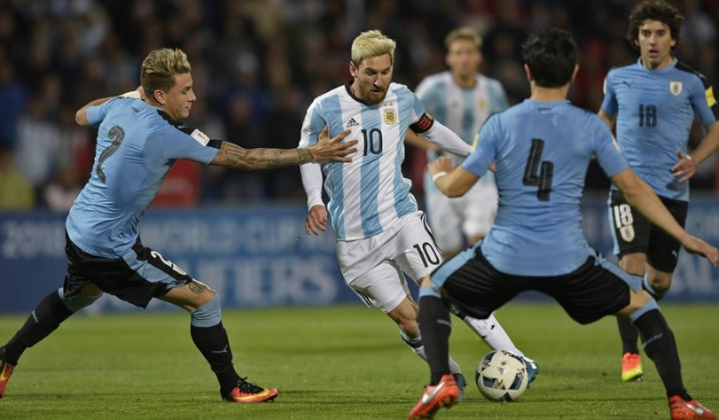 Uruguay vs Argentina Live Streaming, Kick-off time