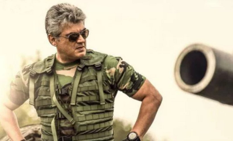 Vivegam is 4th in Top 10 Chennai Box Office Collection list