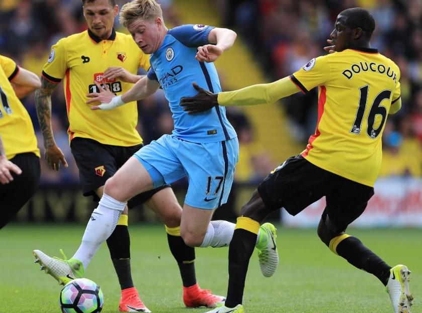 Watford vs Manchester City