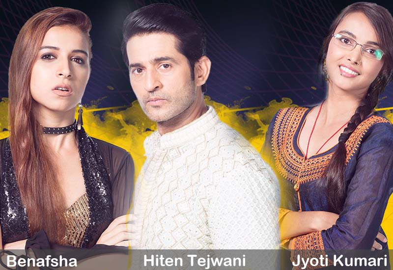 BB11 - Bigg Boss 11 Contestants