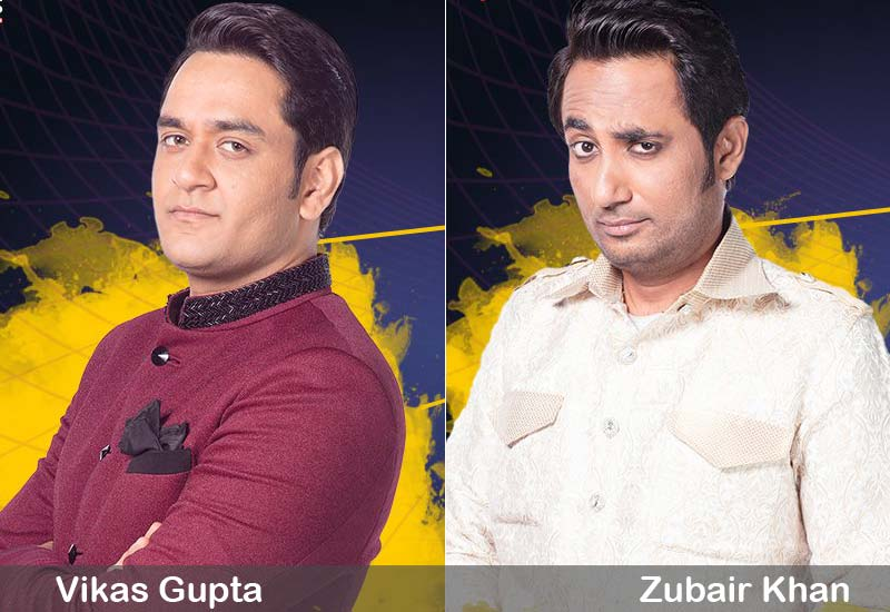 Zubair Khan BB11 Contestant