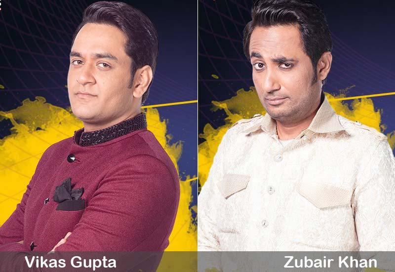 Zubair Khan BB11 Contestant