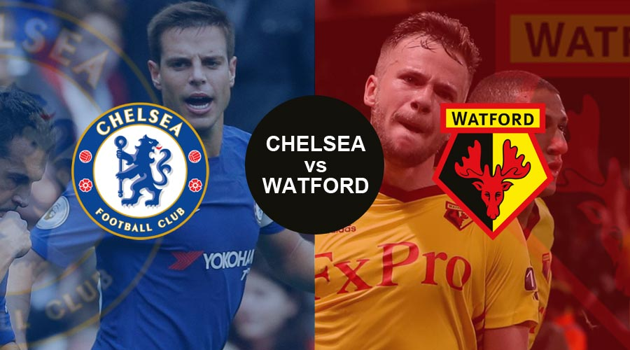 Chelsea vs Watford Live