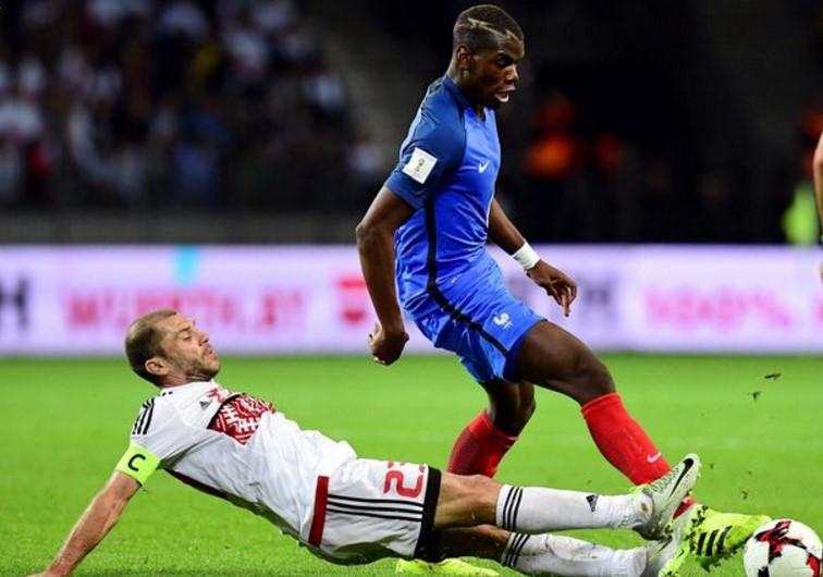 France vs Belarus Live Streaming WCQ 2018, Lineups, Score updates