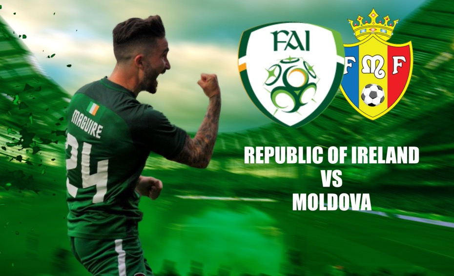 Ireland Republic vs Moldova