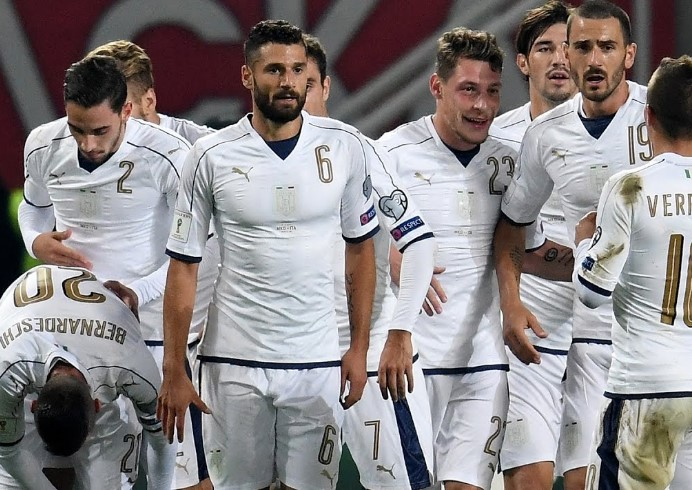 Italy vs Macedonia Live Streaming - FIFA World Cup Qualifying 2018