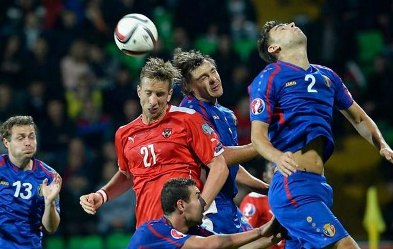 Moldova vs Austria Live Streaming, Lineups UEFA WCQ 2018