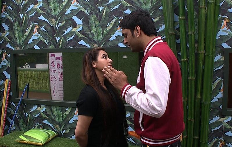 Shilpa fight - Bigg Boss 11 week 2