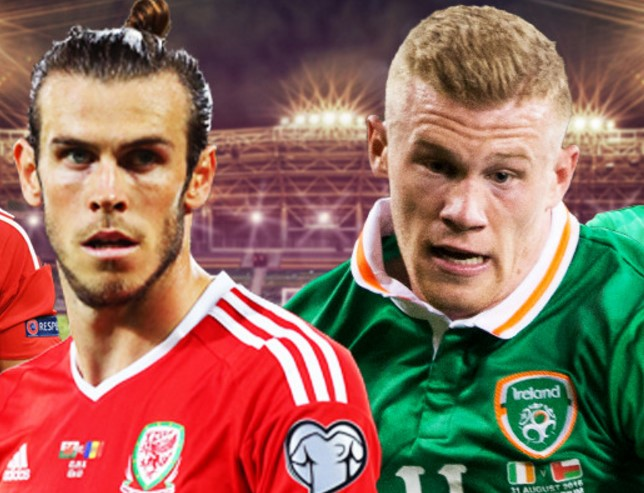 Wales vs Ireland Republic Live Streaming, score update World Cup 2018 Qualifier