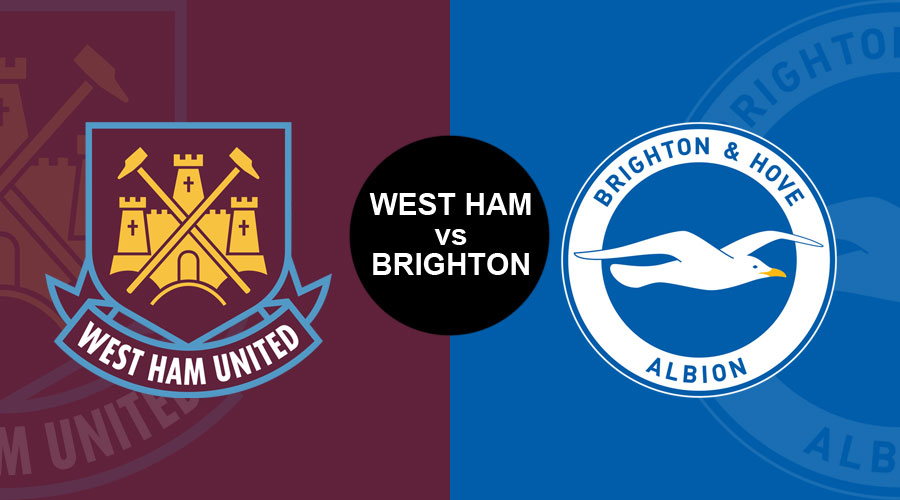 West Ham United vs Brighton