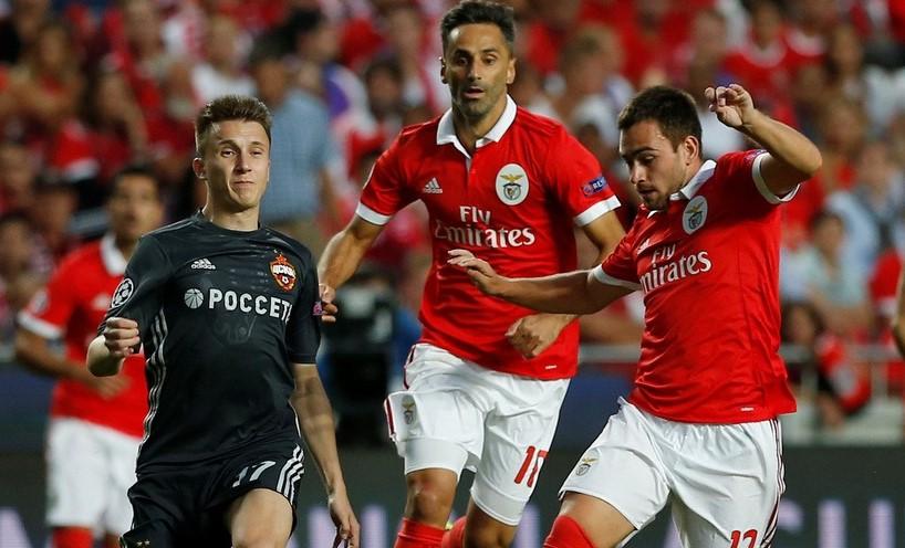 CSKA Moskva vs Benfica