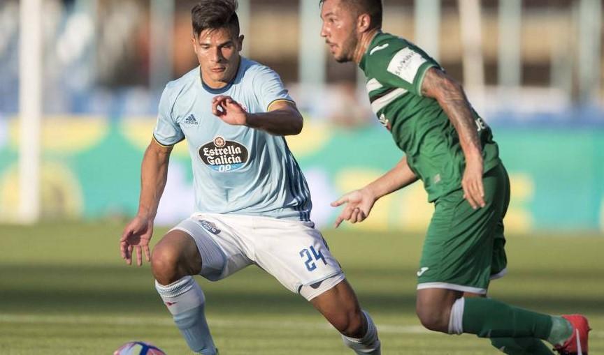 Celta de Vigo vs Leganes