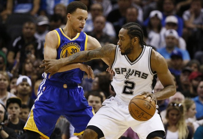 Golden State Warriors @ San Antonio Spurs Live