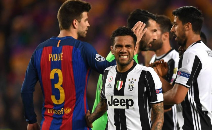 Juventus Vs Barcelona Final Score Europe Uefa Champions League Worldhab