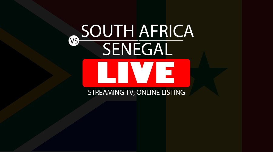 South Africa vs Senegal