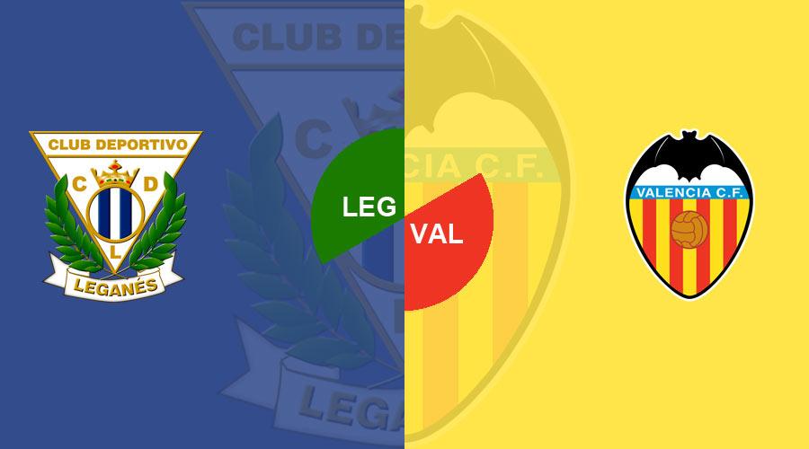 Valencia vs Leganes Live