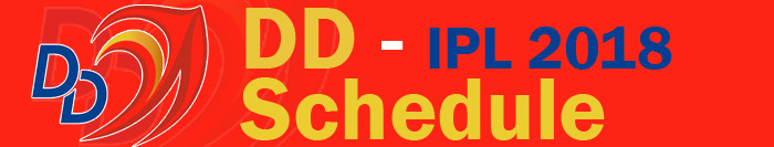 Delhi Daredevils 2018 - DD 2018 - DD schedule - DD squad, IPL 2018 squad