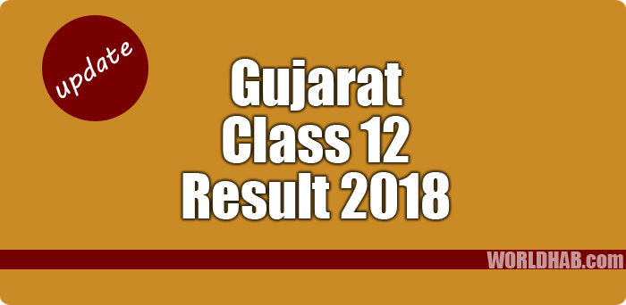 GSEB Gujarat 12th results 2018