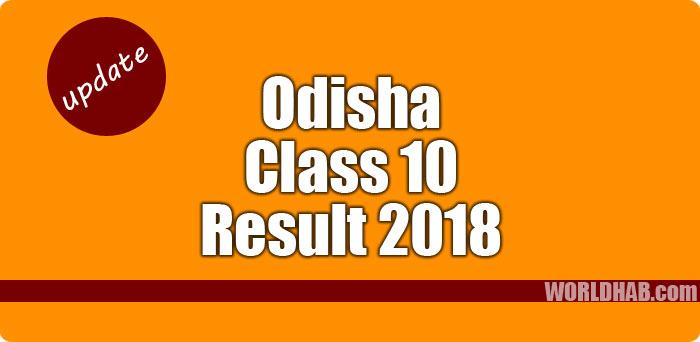 Odisha Class 10