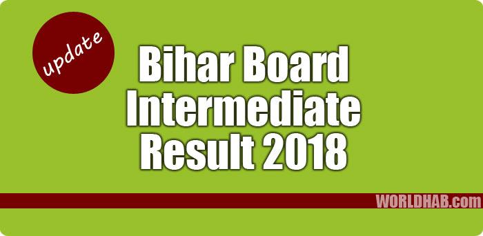 Bihar 12th result 2018