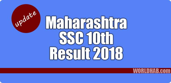 Maharashtra SSC results 2018