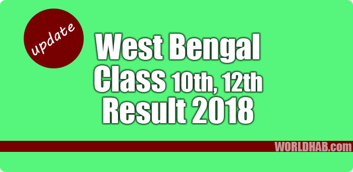 West Bengal 10th, 12th results Date & Time