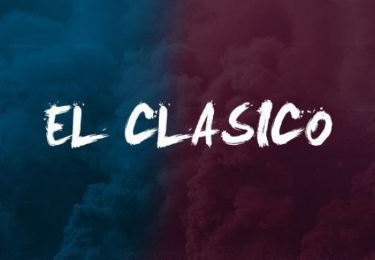 Barcelona vs Real Madrid El Clasico Dates La Liga 2018-19