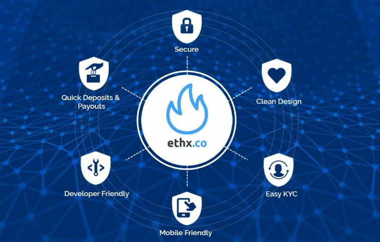 Ethx ICO sale July 2018