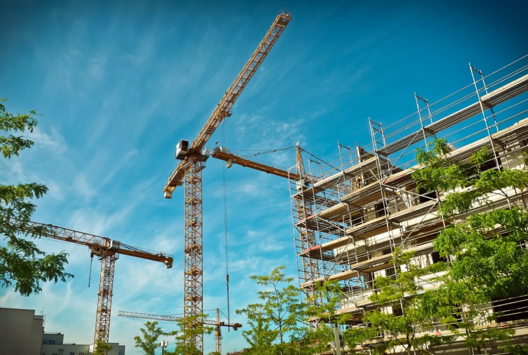 Hiring Australian scaffolds