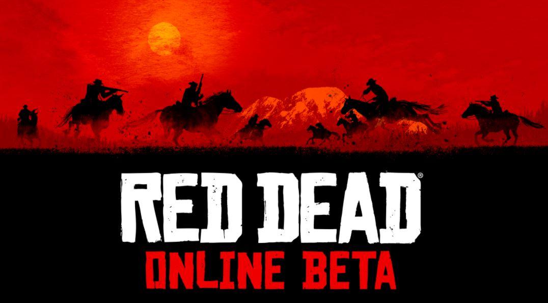 Red Dead Redemption 2 online-mode