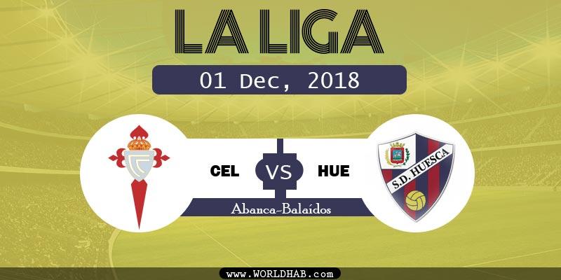 Celta Vigo vs Huesca