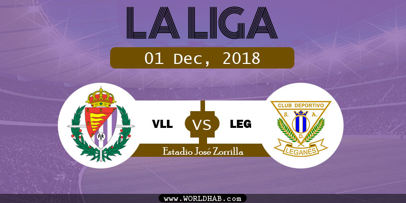 Real Valladolid vs Leganes